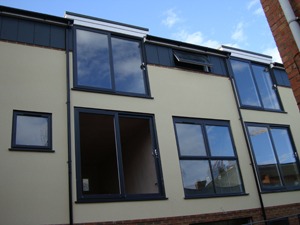Double Glazing Sliding Windows by Crown