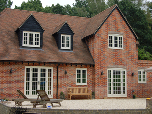 Timber Windows by Crown Conservatories