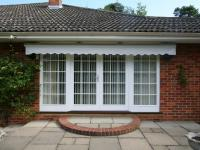 PVCu French doors 2