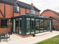 Livinroom by Crown Conservatories
