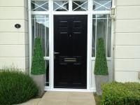 Composite door & Side screens in Camberley