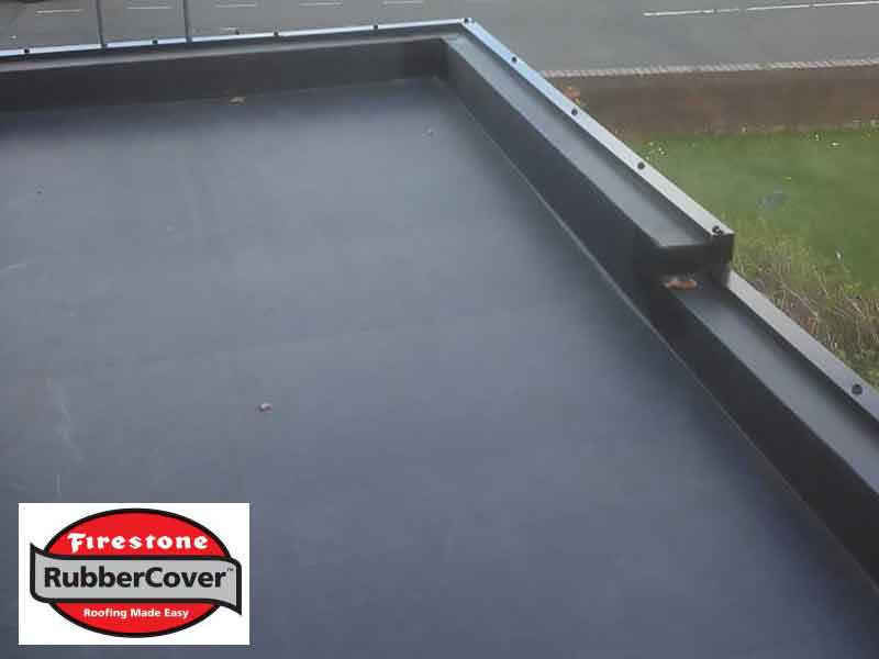 EDPM Firestone Rubber Roofing System